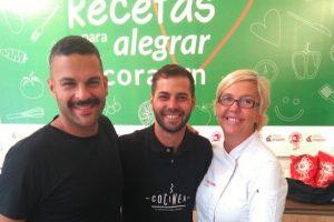 Chef personal en Madrid- En Cocinea con Gonzalo Dambrossio
