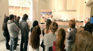 Showcooking y talleres chef in house golem12