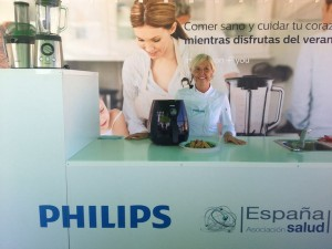 Showcooking y talleres chef in house philips6